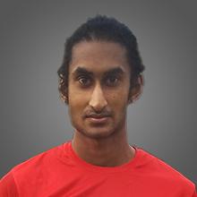 Suraj Madiraju headshot